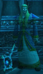 Image of Ghostly Priest