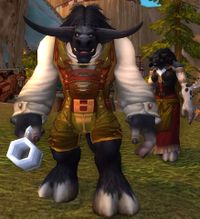 Image of Tauren Commoner