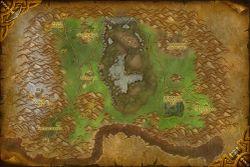 Mapa Loch Modan