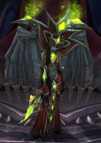 Image of Blood-Queen Lana'thel