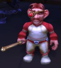 Image of Holdout Medic