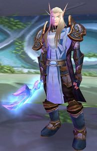 Image of Arcanist Dulial
