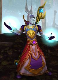 Image of Void Elf Mage