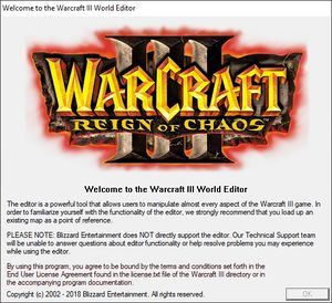 Warcraft Iii World Editor Wowpedia Your Wiki Guide To The