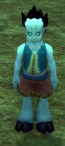 Image of Draenei Child