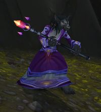 Image of Gilnean Arcanist