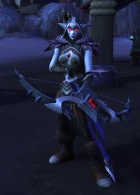 Image of Kaldorei Dark Ranger