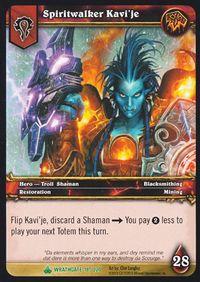 Spiritwalker Kavi'je TCG Card.jpg