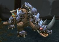 Image of Stabled Thunder Bluff Kodo