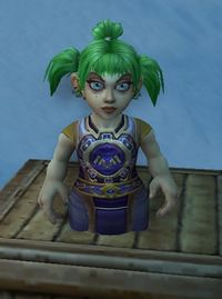 Image of Mina Gleespanner