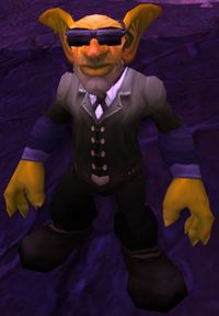 Image of Netherstorm Agent