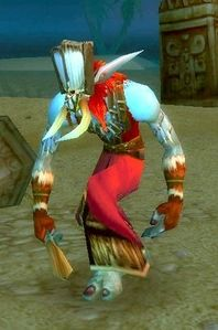 Image of Bloodscalp Witch Doctor