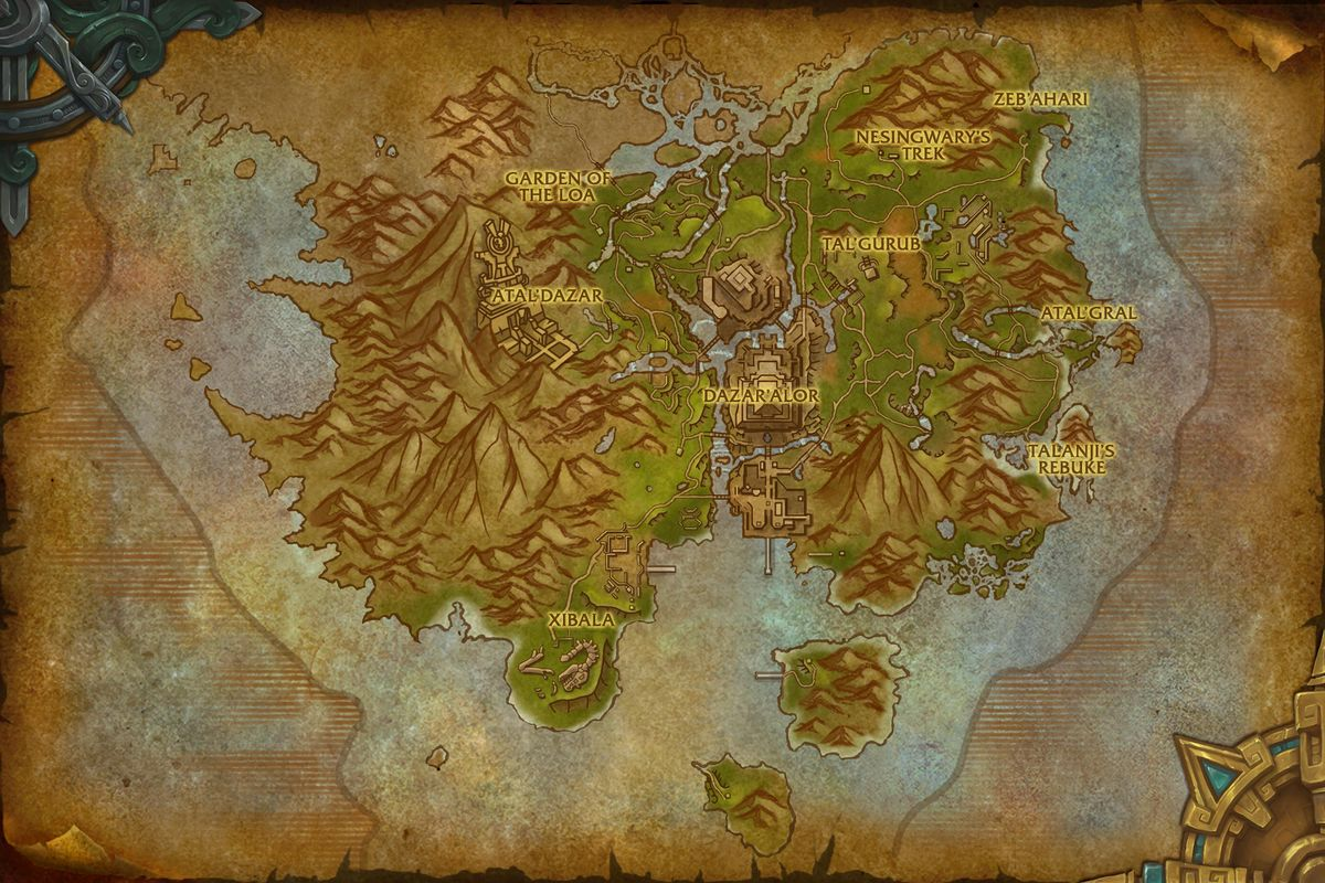 Zuldazar storyline - Wowpedia - Your wiki guide to the World
