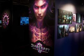 Blizzard Museum - Heart of the Swarm11.jpg