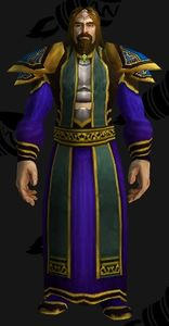 Image of Might of Kalimdor Mage