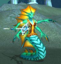 Image of Wrathtail Priestess
