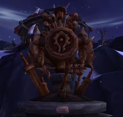 Banner Of The Horde Wowpedia Your Wiki Guide To The World Of