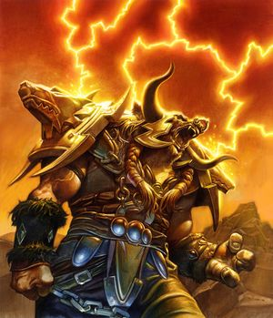 Shaman races - Wowpedia - Your wiki guide to the World of