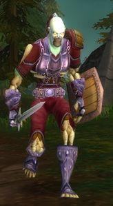 Image of Forsaken Bodyguard