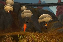 Gob Squad landing.jpg