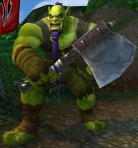 Image of Orc Survivor