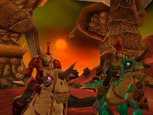 Mount - Wowpedia - Your wiki guide to the World of Warcraft