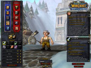 Newbie guide to character creation - Wowpedia - Your wiki