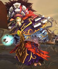 Image of Talon King Ikiss