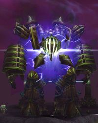 Image of Inactive Fel Reaver