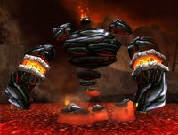 Image of Magma Lord Bokk