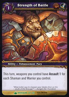 Strength of Battle TCG Card.jpg