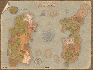 World of Warcraft World Map - Wowpedia - Your wiki guide to the ...