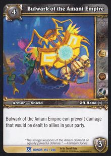 Bulwark of the Amani Empire TCG Card.jpg