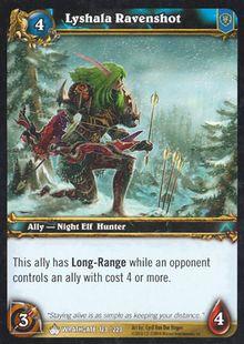 Lyshala Ravenshot TCG Card.jpg