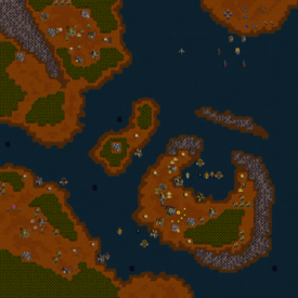 Coast of Bones (WC2 Human)