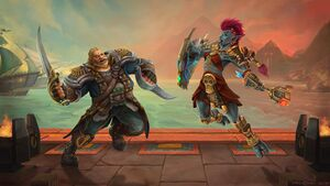 Zandalari and Kul Tiran by Frenone.jpg