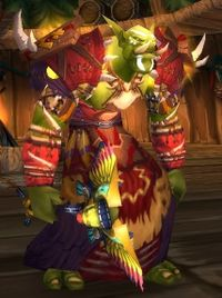 Image of Amani'shi Flame Caster