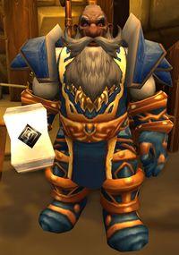 Image of Captain Adams