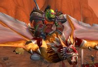 Image of Orgrimmar Wind Rider