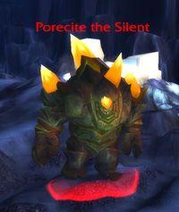 Image of Porecite the Silent