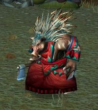 Image of Razormane Thornweaver
