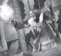 Imagen de Sacerdote de las Sombras Sarvis