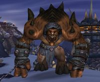 Image of Thunderlord War-Gronn