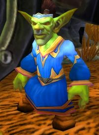 Image of Airborne Goblin Priest
