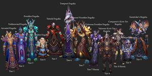 Mage sets - Wowpedia - Your wiki guide to the World of Warcraft