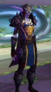 Image of Nivara Bladedancer