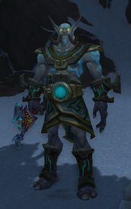Image of Zandalari Shadow-Hunter