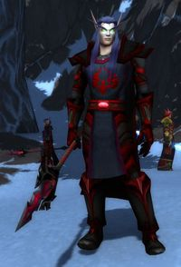 Image of Blood Knight