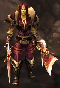 Image of Corporal Teeka Bloodsnarl