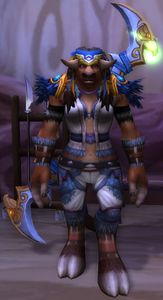 Image of Druid of the Talon